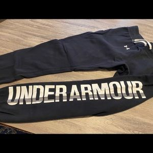 Under Armour Athletic Joggers